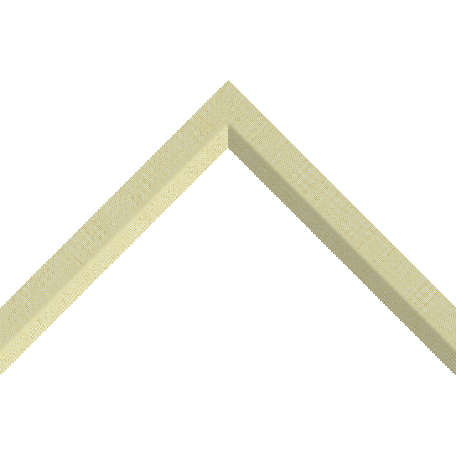 1″ Pineapple Silk Front Bevel Liner Picture Frame Moulding