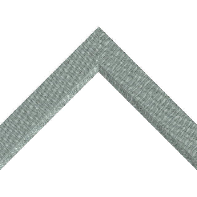 1-1/2″ Frosty Spruce Linen Front Bevel Wrap
