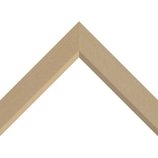1-1/2″ Thatch Suede Front Bevel Liner Picture Frame Moulding