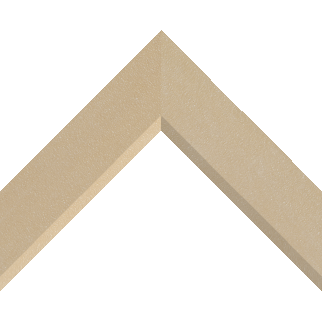 2″ Thatch Suede Front Bevel Liner Picture Frame Moulding