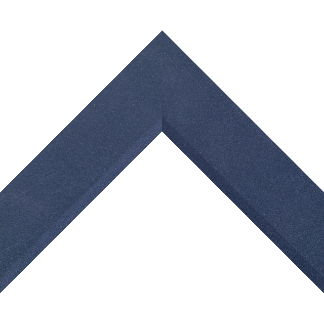 2″ Bluebell Suede Front Bevel Wrap
