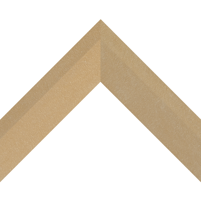 2″ Thatch Suede Back Bevel Liner Picture Frame Moulding