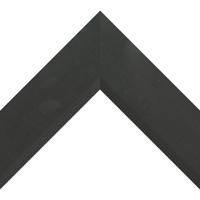 2-1/2″ Black Silk Front Bevel Wrap