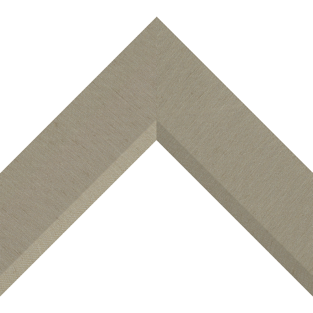 2-1/2″ Khaki Silk Front Bevel Wrap