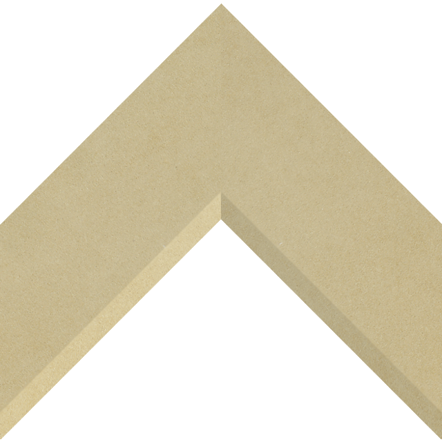 3″ Palamino Suede Front Bevel Wrap