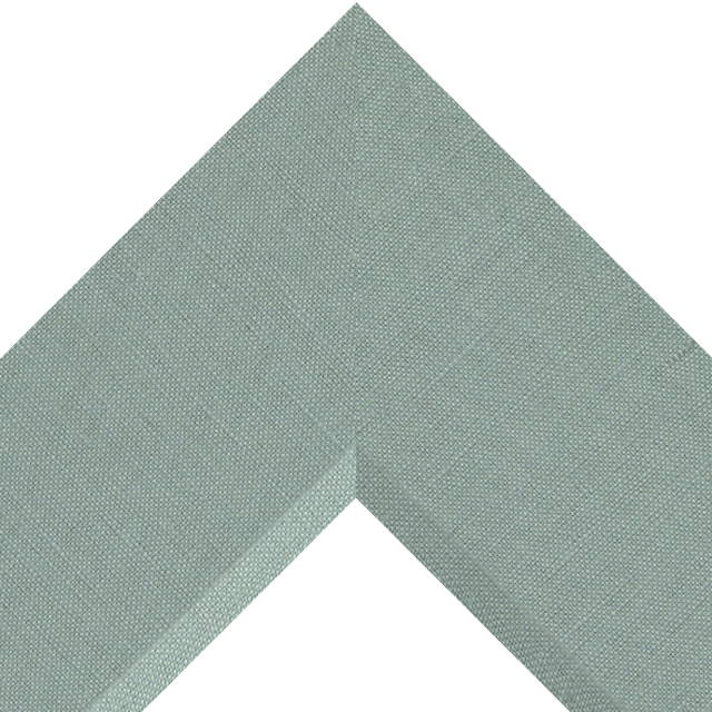 4″ Frosty Spruce Linen Front Bevel Wrap