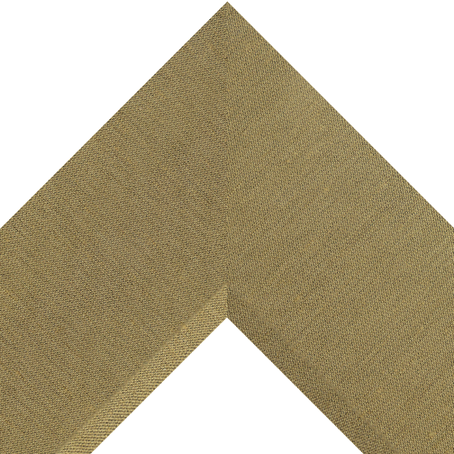 4″ Gold Dust Silk Front Bevel Wrap