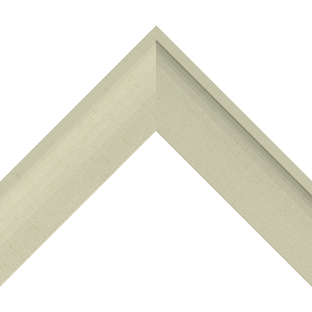 2-1/4″ Ivory Silk Shallow Scoop Wrap